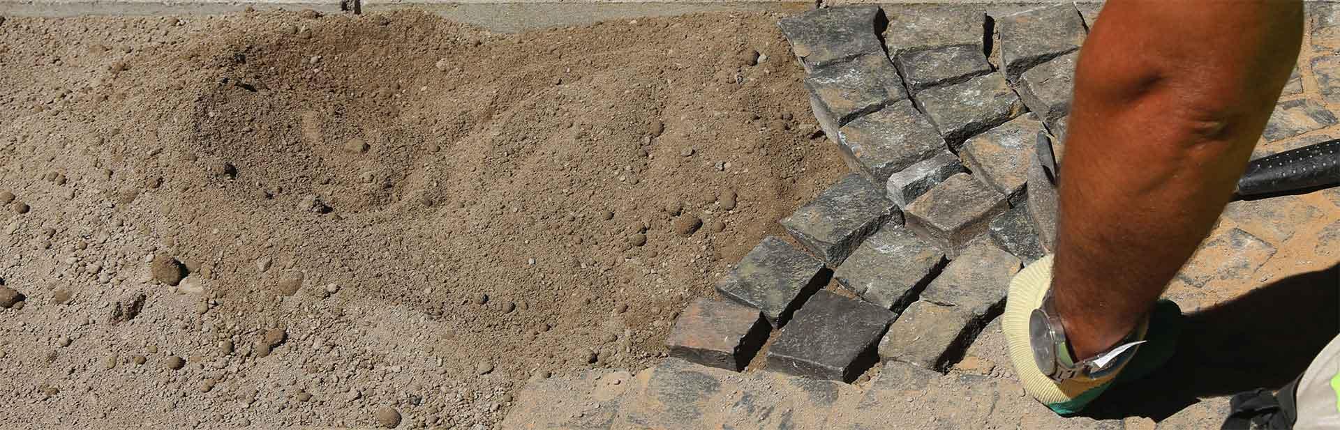 Rampe Garage In Porfido materiali pavimentazione esterna - patrik porfidi