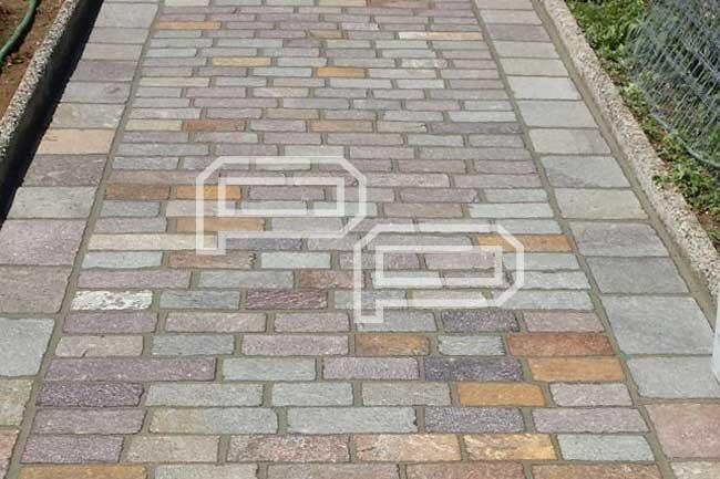 Rivestimenti pavimenti pavimentazione esterna - Piastrelle in porfido prezzi ...